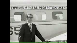 William Ruckelshaus first EPA Administrator 2008 video of US Environmental Protection Agency