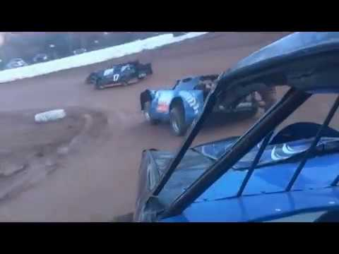 A LOOK BACK:  Spring City Raceway Joe Freels #5x In Car Camera Oct  5, 2011