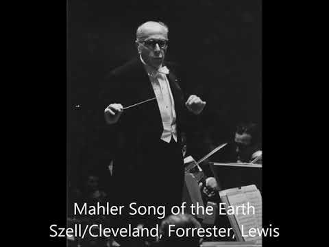 mahler,-das-lied-von-der-erde-(the-song-of-the-earth):-szell-and-cleveland-live