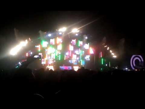 Dash Berlin @ Electric Daisy Carnival 2011 Las Vegas