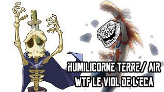 [Dofus] Humility - Humilicorne Terre / Air - WTF LE VIOL DE L
