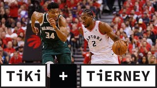 Can Kawhi or Giannis Lead Their Team To A Title? | Tiki + Tierney