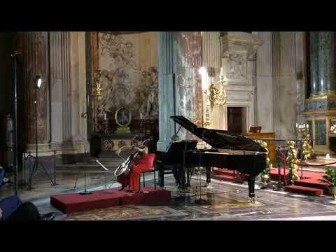 Radio Classica in concerto Brahms  Sonata Op.38 RAI RADIO CLASSICA