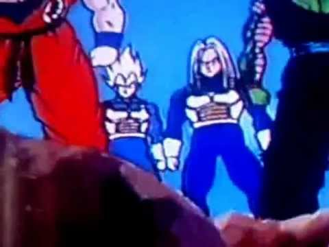 Dragon ball z cell vomita c18 guardatelo e 39 divertente youtube - Dragon ball z c18 ...