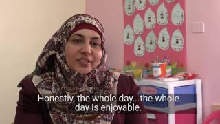 Meet Fadwa, a Woman Making a Difference in her West Bank Village