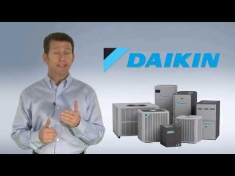 Why Daikin | The Daikin Difference