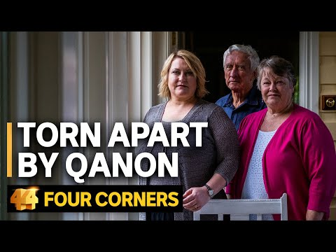 This family reported their son to national security authorities over QAnon | Four Corners