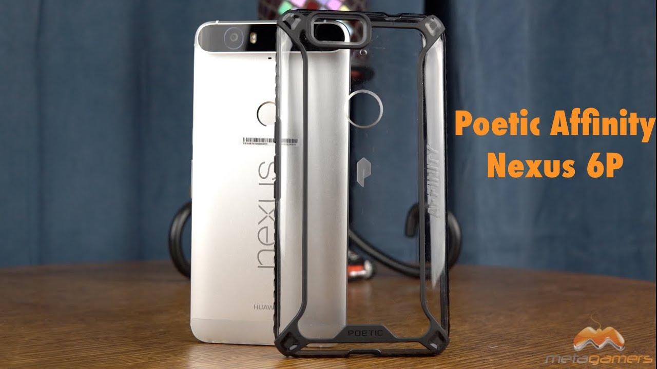 hot sales b7cee f23c9 Nexus 6p Poetic Affinity Case