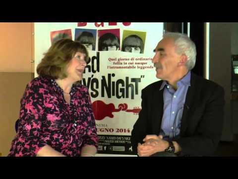 Gino Castaldo e Freda Kelly raccontano A Hard Day