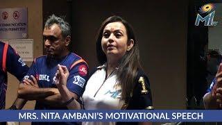 Team MI Dressing Room Pep-Talk After KKR Loss | Mumbai Indians