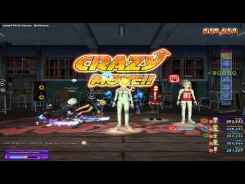 A.Bounce - Nuniga , Crazy Dance 4 , Bomb Chance ~ Audition AyoDance