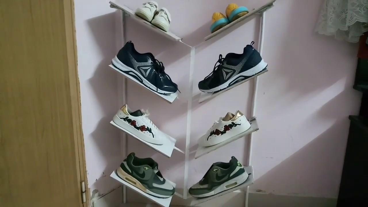 Làm kệ để giày