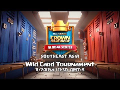 2017 Crown Championship Global Series Southeast Asia Wild Card Tournament