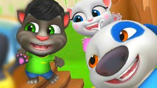 My Talking Tom Friends |Gameplay -Walkthrough - Part 2 [iOS - Android]