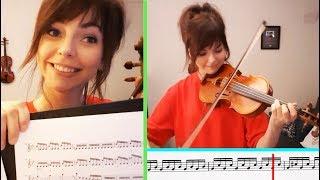 Watch me practice (Summer - Vivaldi)