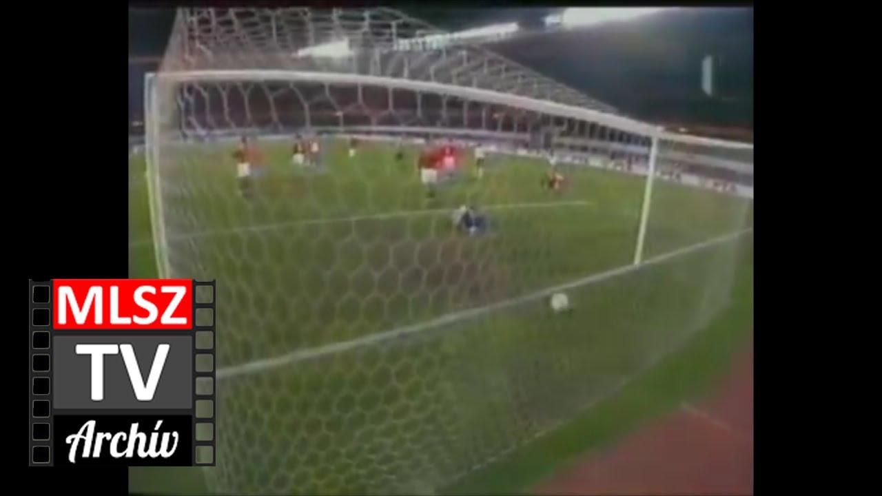 Ausztria-Magyarország | 2-3 | 1998. 03. 25 | MLSZ TV Archív