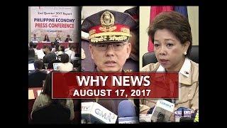 UNTV: Why News (August 17, 2017)
