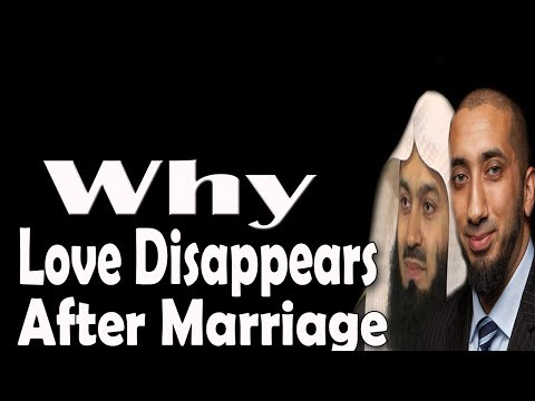 What Keeps Marriage Alive   Mufti Menk & Nouman Ali khan   Important Tips