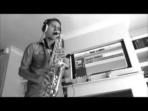 Lonestar - Amazed - Saxophone Cover By TheSaxWalker