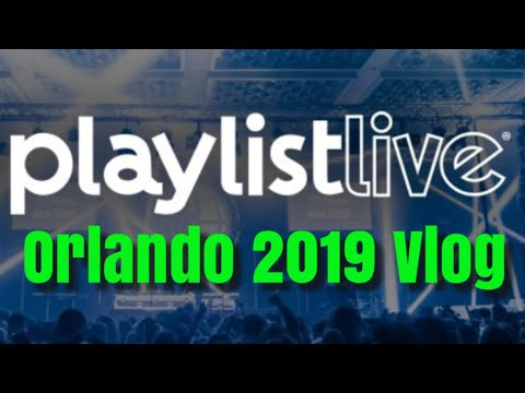 Playlist Live Orlando 2019 #playlistLive #Playlist2019