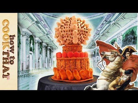 Napoleon's Wedding Cake! How To Cook That Ann Reardon