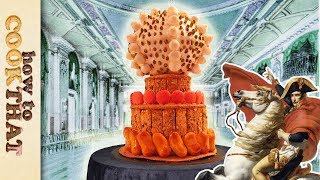 Napoleon's Wedding Cake! How To Cook That Ann Reardon