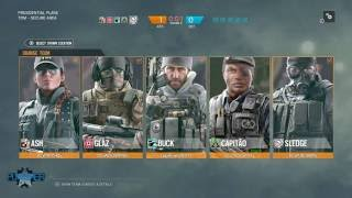 Rainbowsix siege DC Clan Ranked MA15+ full rounds