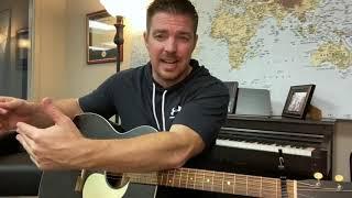 Great Beginner First Song On Guitar   Hurricane   Luke Combs (chords & tips)