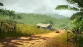 Dirt2_MALAYSIA Ladang-long.(랜서에볼IX) No BRAKE 1th&nomal view-replay.avi
