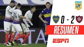¡EL CICLÓN SE APROVECHÓ DE LA JUVENTUD XENEIZE! | Boca 0-2 San Lorenzo | RESUMEN