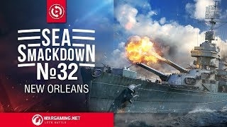 Sea Smackdown: New Orleans | World of Warships