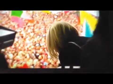 Debbie Harry, Blondie, Glastonbury 2014. Rapture.