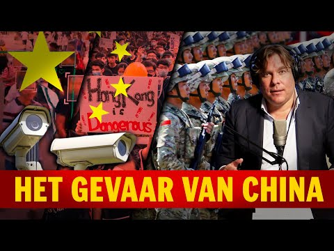 HET GEVAAR VAN CHINA - DE JENSEN SHOW #33