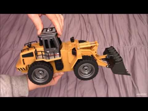 huina-toys1520-front-end-loader-unboxing-review