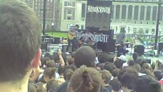 Vampire Weekend at Columbia University (Sat. 4/18/09)