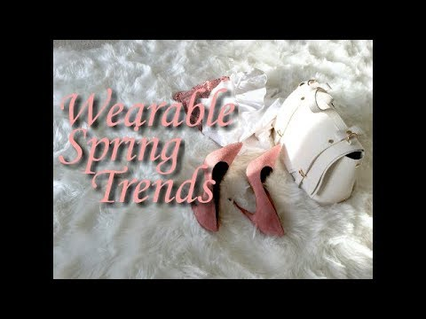 New Wearable Trends At Ross You Should Try- Spring Try On Haul on A Tight Budget