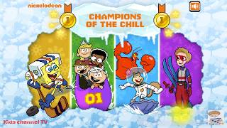 NICKELODEON - Champions of the Chill - SpongebobSquarepants (Nickelodeon Games)