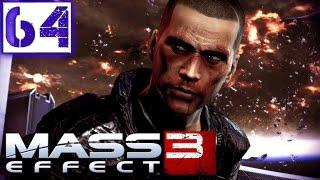 Mass Effect 3 Прохождение Часть 64 (Солдат, Герой, Безумие) Приоритет: Земля 4/4 + Финальное мнение