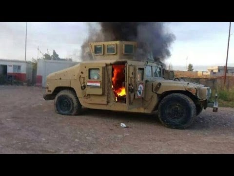 U.S. Official: Speed of Iraqi deterioration surprising
