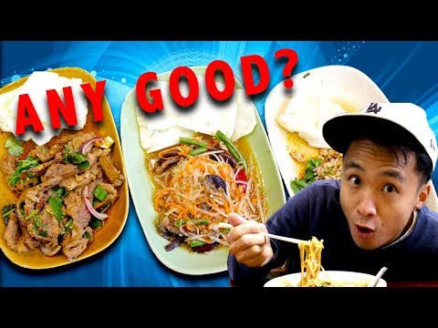 Melbourne Food Court | Thai Food