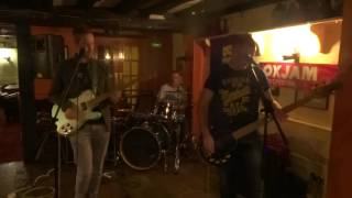 "Drawing of the Three ""Bohemian Like You"" live @ Oxjam 2016 at The Dick Whittington Gloucester UK"