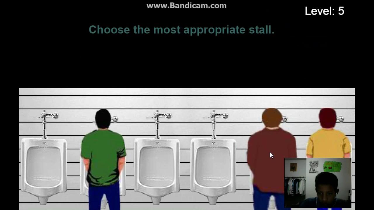 Jugando Bathroom Simulator