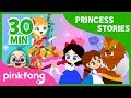 Snow White and more | +Compilation | Princess Stories | Pinkfong Stories for Children