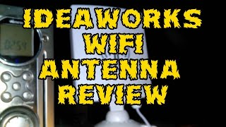 Review Ideaworks WIFI Antenna