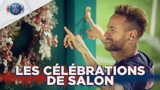 Les célébrations de salon, pour un #WonderfulNoël avec le Paris Saint-Germain
