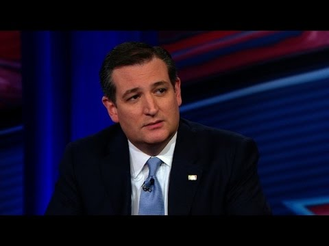 Ted Cruz clarifies his position on