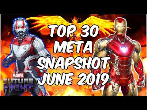 JEAN GREY RISES AGAIN! WILL SPIDER-MAN COUNTER? Top 30 PVE & PVP - Marvel Future Fight