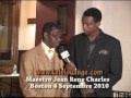 Capture de la vidéo Interview Avec Maestro Jean Rene Charles