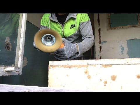 Ремонт квартиры, как снять старую краску со стен, своими руками, свободная вахта