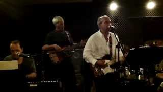 "Seaford Allstars perform ""Boogaloo Down Broadway"" at Sound Room Studios April 2013"